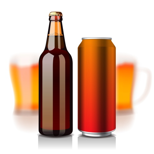 graphic relating to Printable Beer Bottle Labels called Craft Beer Label Printing Rules for Newbies