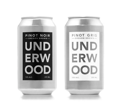 Union Wine Company Offers Pinot in a Can