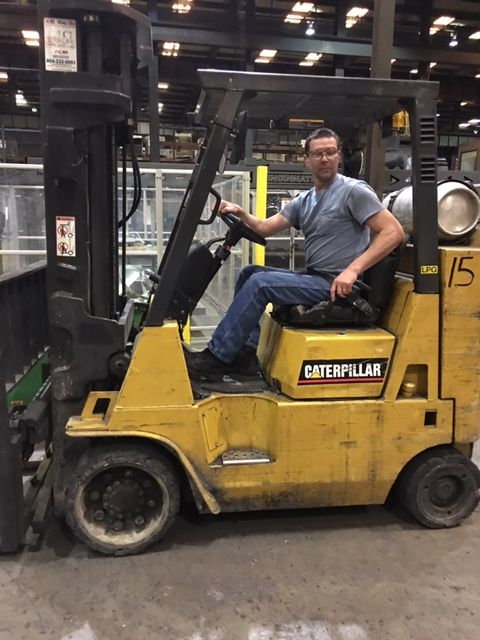Brewery Safety: Focus on the Forklift - Featured Image
