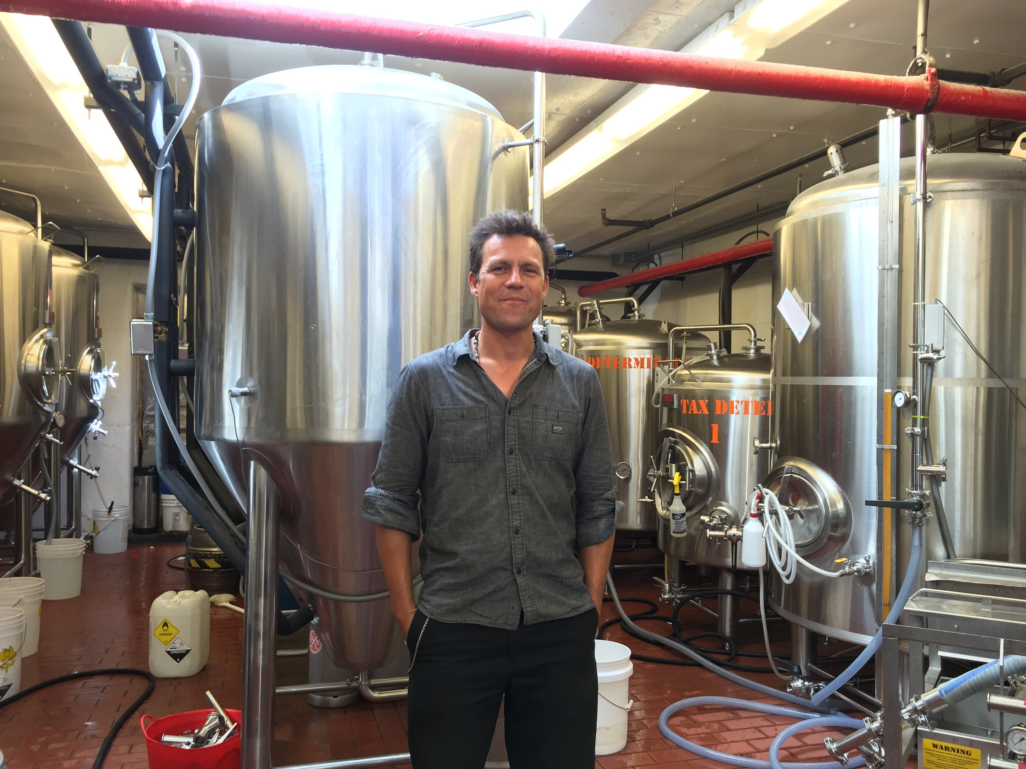 Peer Q&A: Rockaway Brewing Company - Featured Image