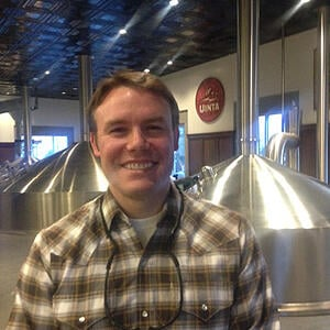 Mentor Q&A: Kevin Ely, Head Brewer, Uinta Brewing - Featured Image