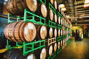 Barrel Racking Systems for Your Craft Beer - Featured Image