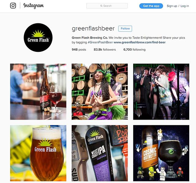 Green Flash Brewing on Instagram