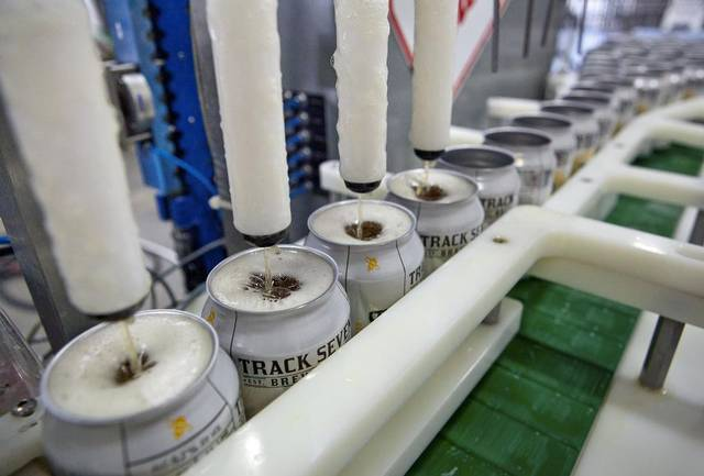 mobile beer canning
