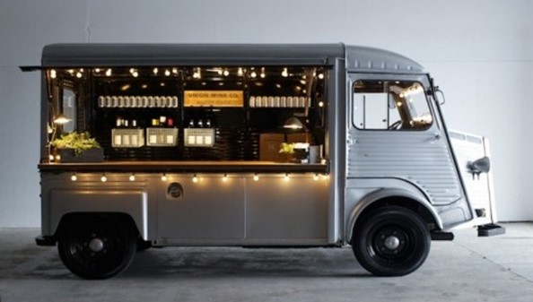 Union Wine Mobile Tasting Room